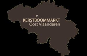 Echte kerstboom kopen Oost Vlaanderen